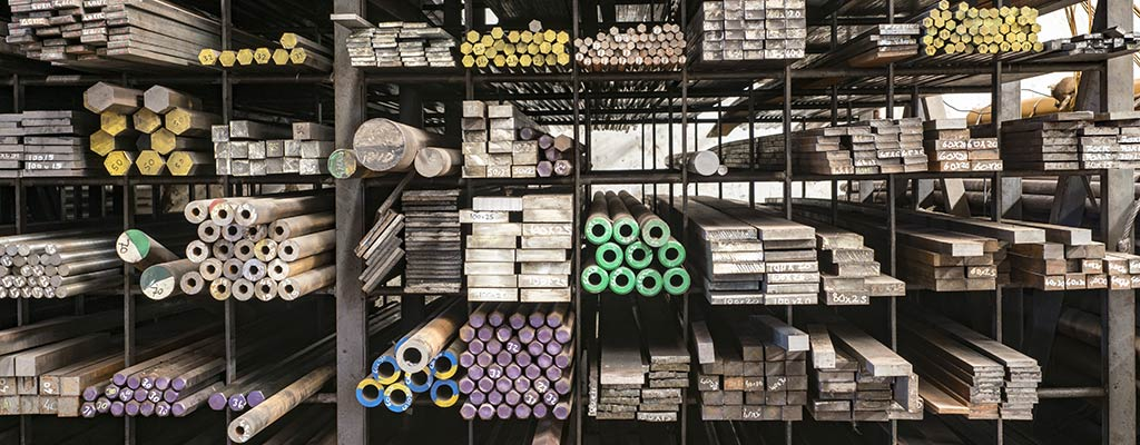 Metall als Baustoff